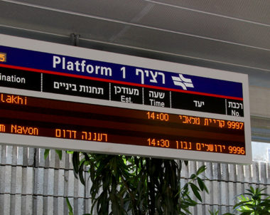 PIS Passenger Information Service